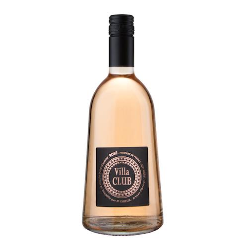Vin d'apéritif rosé Villa Club