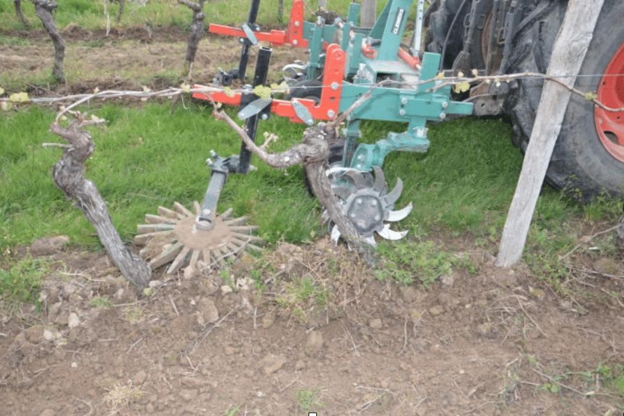 déherbage mécanique agriculture biologique