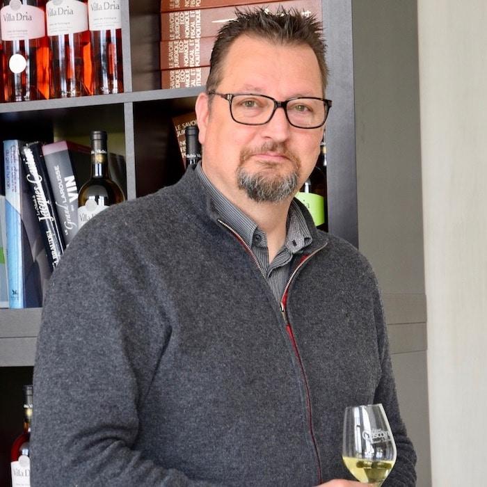 Fabrice Honoré Responsable Commercial Villa Dria