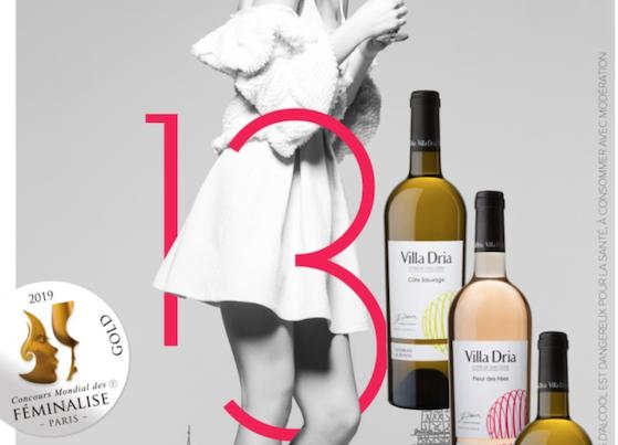 concours vins féminalise2019