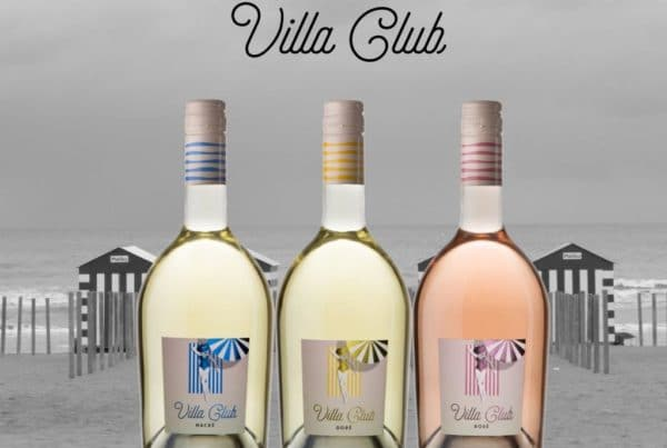 Les 3 bouteilles Villa Club